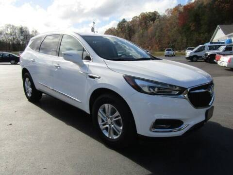 2018 Buick Enclave for sale at Specialty Car Company in North Wilkesboro NC