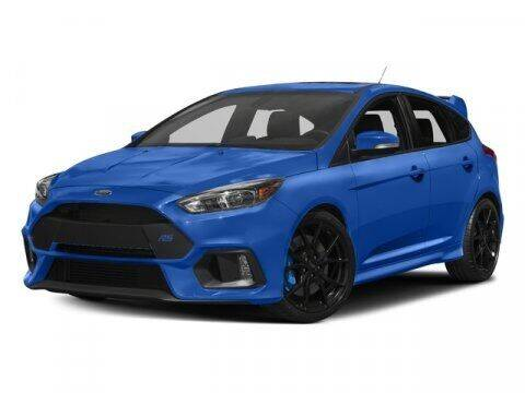 2017 Ford Focus for sale at J T Auto Group in Sanford NC