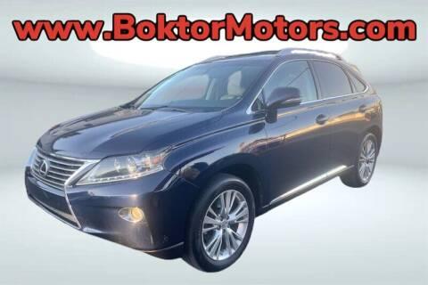 2013 Lexus RX 350 for sale at Boktor Motors in North Hollywood CA