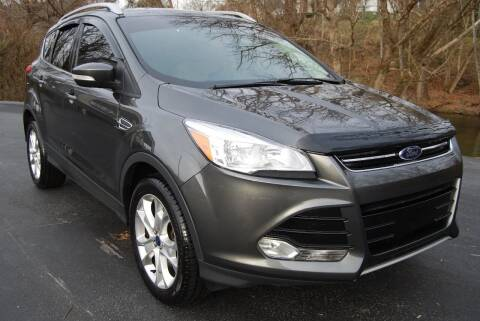 2016 Ford Escape for sale at DOE RIVER AUTO SALES in Elizabethton TN