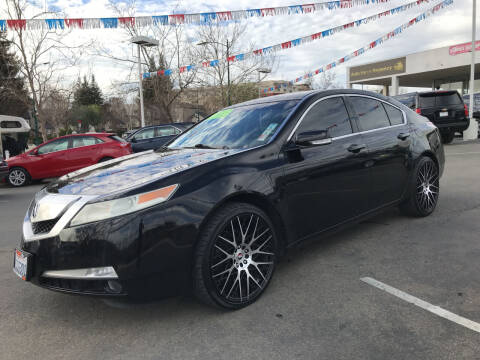 2009 Acura TL for sale at Autos Wholesale in Hayward CA