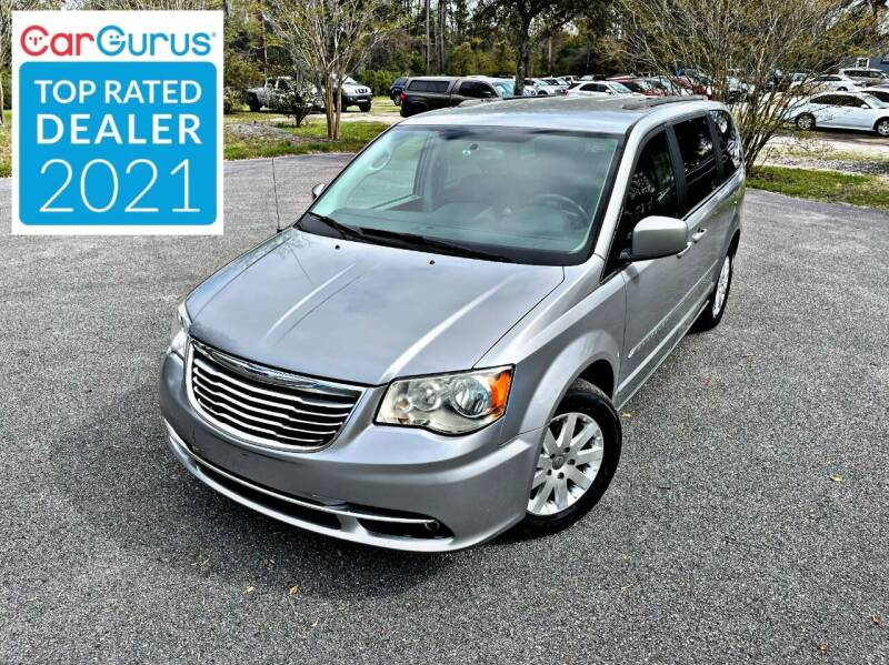 2015 Chrysler Town and Country for sale at Brothers Auto Sales of Conway in Conway SC