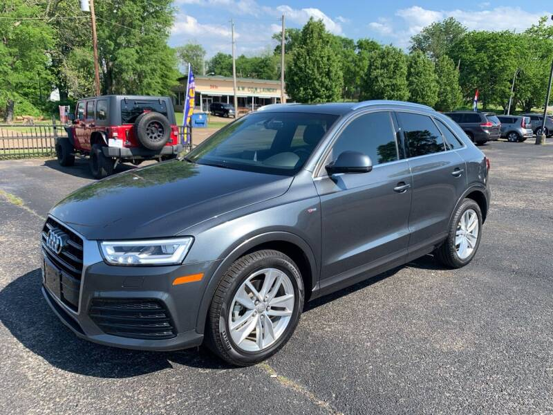 2018 Audi Q3 for sale at Brannon Motors Inc in Marshall TX