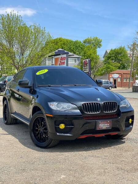 2011 BMW X6 for sale at Best Cars Auto Sales in Everett MA