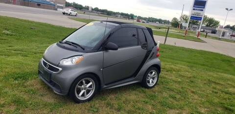 2015 Smart fortwo for sale at Elite Auto Sales in Herrin IL
