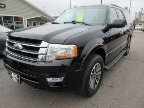 2016 Ford Expedition EL for sale at Dam Auto Sales in Sioux City IA