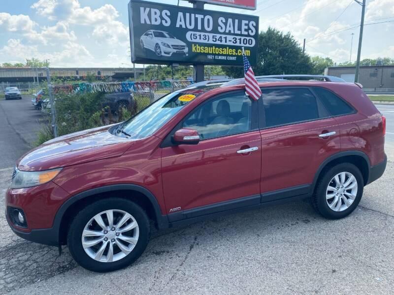 2011 Kia Sorento for sale at KBS Auto Sales in Cincinnati OH