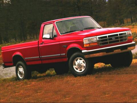 1996 Ford F-350 for sale at St. Croix Classics in Lakeland MN