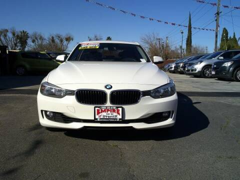 2015 BMW 3 Series for sale at Empire Auto Sales in Modesto CA