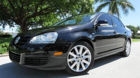 2010 Volkswagen Jetta for sale at DS Motors in Boca Raton FL