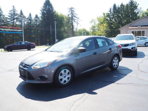 2014 Ford Focus for sale at Patriot Motors in Cortland OH