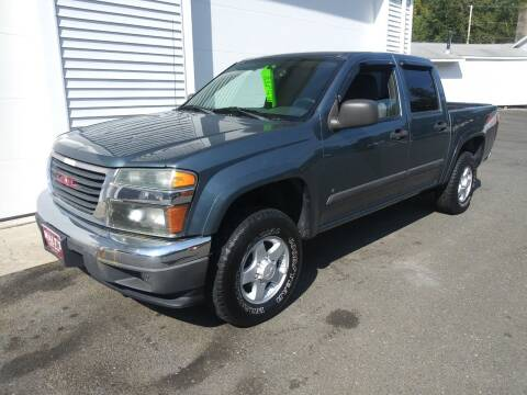 2006 GMC Canyon for sale at Walts Auto Sales in Southwick MA