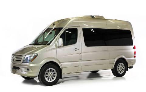 2014 Mercedes-Benz Sprinter Passenger for sale at Houston Auto Credit in Houston TX