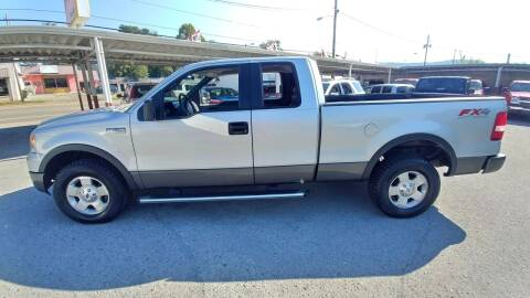2004 Ford F-150 for sale at Lewis Used Cars in Elizabethton TN