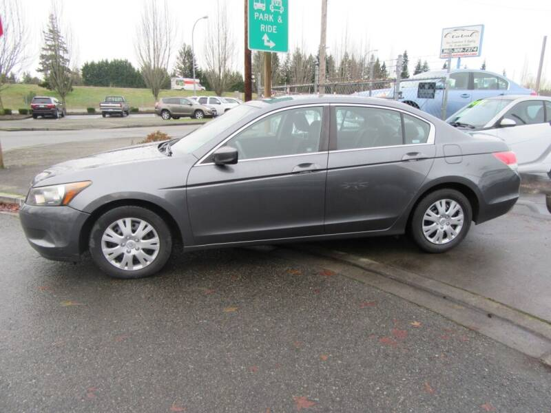 2008 Honda Accord for sale at Car Link Auto Sales LLC in Marysville WA