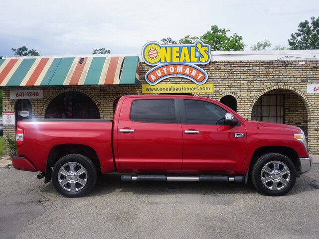 2016 Toyota Tundra for sale at Oneal's Automart LLC in Slidell LA