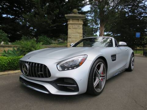 2018 Mercedes-Benz AMG GT for sale at Milpas Motors in Santa Barbara CA