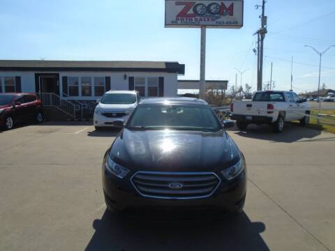 2013 Ford Taurus for sale at Zoom Auto Sales in Oklahoma City OK