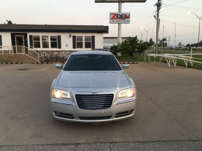 2012 Chrysler 300 for sale at Zoom Auto Sales in Oklahoma City OK