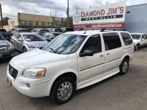 2007 Buick Terraza for sale at Diamond Jim's West Allis in West Allis WI