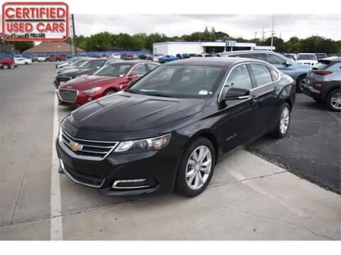 2020 Chevrolet Impala for sale at South Plains Autoplex by RANDY BUCHANAN in Lubbock TX