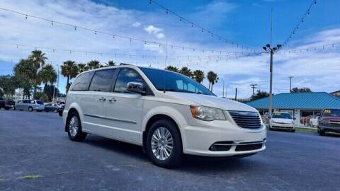 2012 Chrysler Town and Country for sale at Select Autos Inc in Fort Pierce FL
