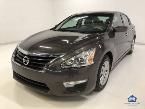 2014 Nissan Altima for sale at AUTO HOUSE PHOENIX in Peoria AZ