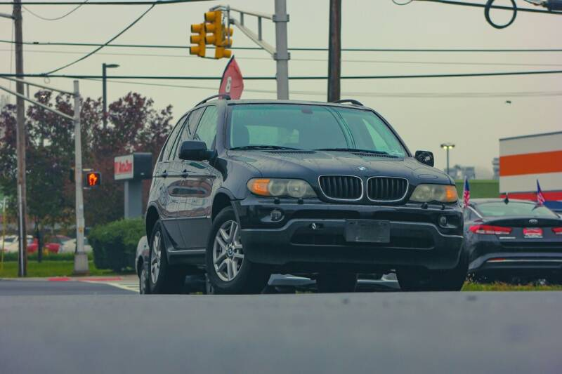 2006 BMW X5 for sale at Dina Auto Sales in Paterson NJ