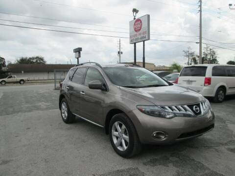 2009 Nissan Murano for sale at Motor Point Auto Sales in Orlando FL