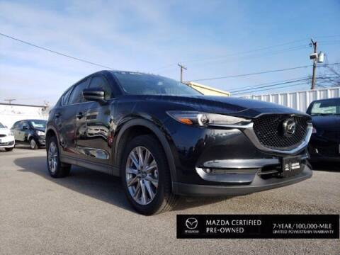 2020 Mazda CX-5 for sale at All Star Mitsubishi in Corpus Christi TX