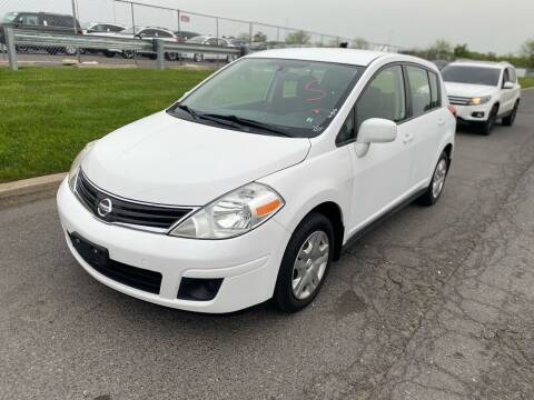 2010 Nissan Versa for sale at Innovative Auto Group in Little Ferry NJ