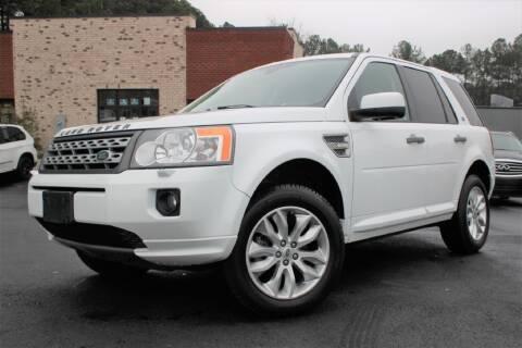2011 Land Rover LR2 for sale at Atlanta Unique Auto Sales in Norcross GA