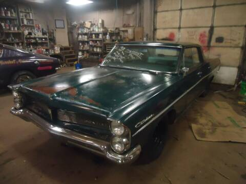 1963 Pontiac Catalina for sale at Marshall Motors Classics in Jackson Michigan MI