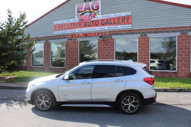 2016 BMW X1 for sale at EXECUTIVE AUTO GALLERY INC in Walnutport PA
