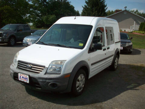 2013 Ford Transit Connect for sale at A-Plus Motors in Alton ME