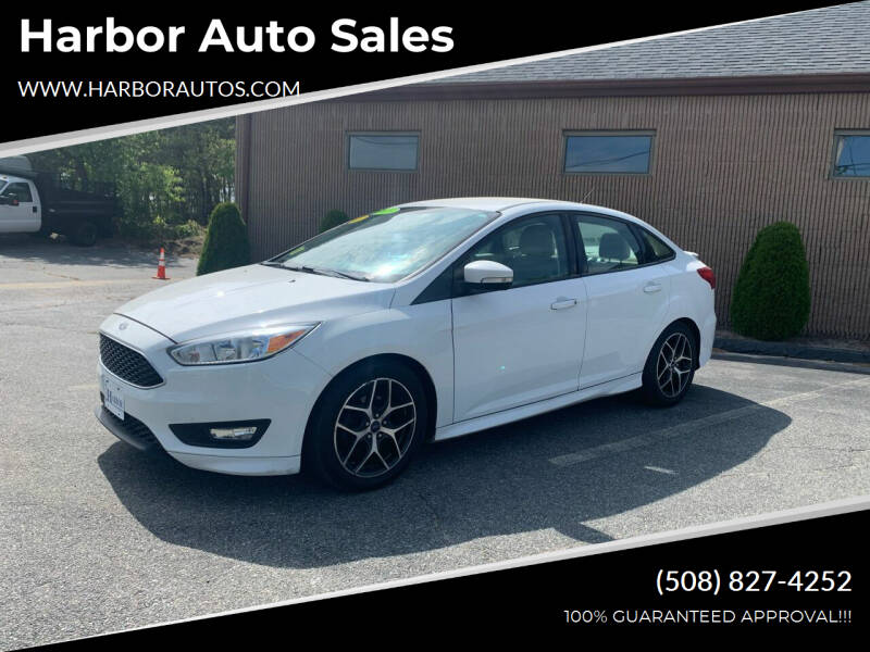 2015 Ford Focus for sale at Harbor Auto Sales in Hyannis MA