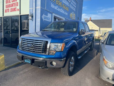 2010 Ford F-150 for sale at Ideal Cars in Hamilton OH