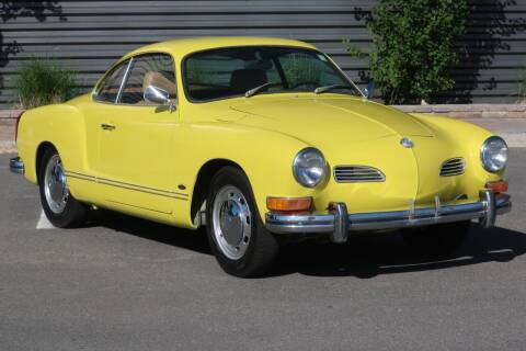 1973 Volkswagen Karmann Ghia for sale at Sun Valley Auto Sales in Hailey ID