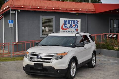 2014 Ford Explorer for sale at Motor Car Concepts II - Kirkman Location in Orlando FL