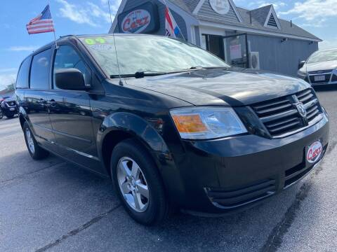 2009 Dodge Grand Caravan for sale at Cape Cod Carz in Hyannis MA