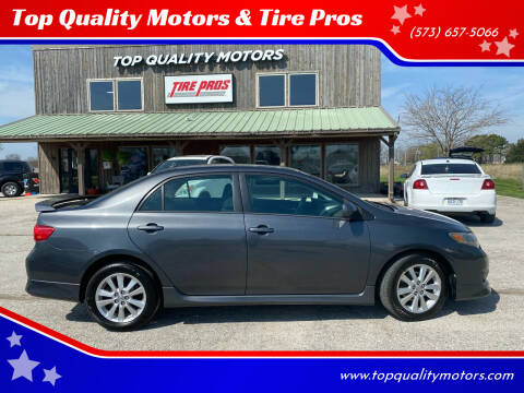 2009 Toyota Corolla for sale at Top Quality Motors & Tire Pros in Ashland MO