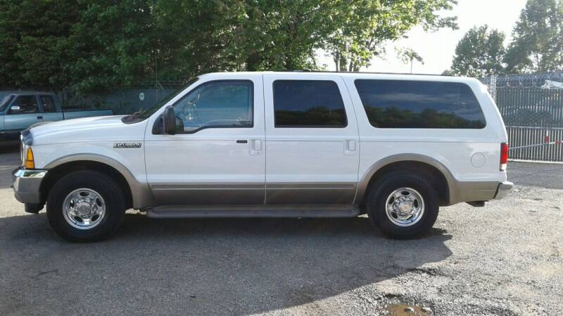 2000 Ford Excursion for sale at Car Guys in Kent WA