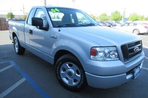2004 Ford F-150 for sale at Choice Auto & Truck in Sacramento CA