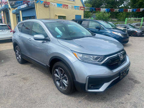 2020 Honda CR-V for sale at Polonia Auto Sales and Service in Hyde Park MA