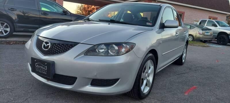 2004 Mazda MAZDA3 for sale at Central 1 Auto Brokers in Virginia Beach VA
