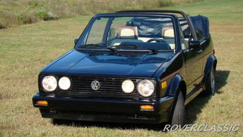 1993 Volkswagen Cabriolet for sale at Isuzu Classic in Cream Ridge NJ