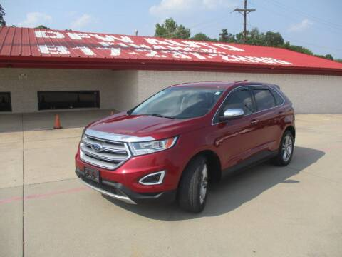 2015 Ford Edge for sale at DFW Auto Leader in Lake Worth TX