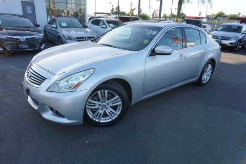 2010 Infiniti G37 Sedan for sale at Industry Motors in Sacramento CA