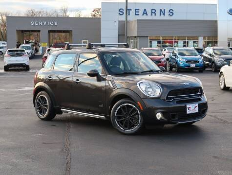 2015 MINI Countryman for sale at Stearns Ford in Burlington NC