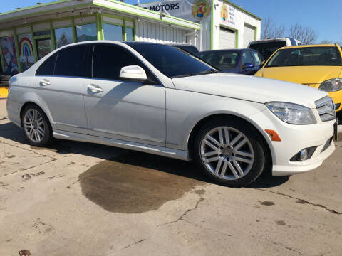 2008 Mercedes-Benz C-Class for sale at Super Trooper Motors in Madison WI